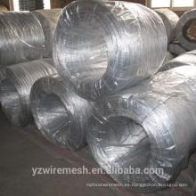 China proveedor de alambre de hierro galvanizado buscado por los indios
