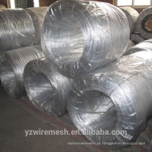 Fornecedor de China, fio de ferro galvanizado, procurado por índios