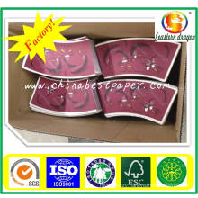 Rear paper Cup Paper 180g (965*365mm*180g/18g)