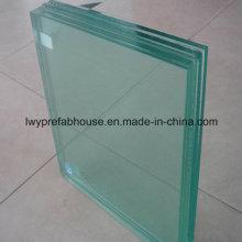 Schakel gelaagd glas voor decoratie met CE-certificatie (LWY-LG07)