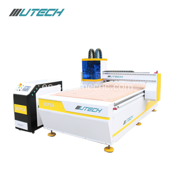 Cnc Oscillating Knife cutting Leather Cardboard Cutter