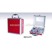 caixas de empacotamento cosmético de alumínio
