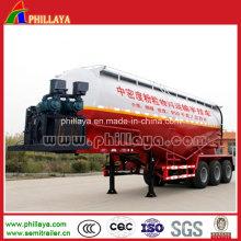 Remolque caliente del petrolero del cemento a granel de la venta 3axles 40tons 2016