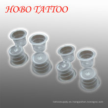 Venta caliente Accesorios baratos Tattoo Ink Cup Hb1004-1 / 2/3