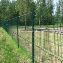 Farm Security Fence-PVC gecoate gelaste gaas hekwerk