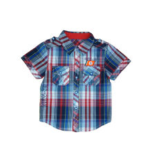 Popular Kids Clothes, Fashion Boy Shirt (BS028)