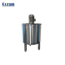 Máquina mezcladora de mantequilla para alimentos; Mezclador de espuma de baño tanque de mezcla; Máquina para hacer champú