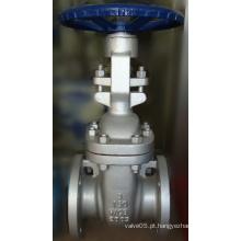 Válvula de porta de não-elevação de cunha (Z41H)