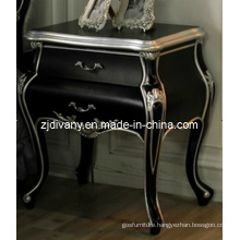 Neo-Classical Style Bedroom Wooden Night Table (1504)