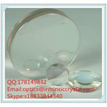CVD Zns Plano Lente convexa, lente óptica
