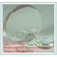 Lente Convex CVD Zns Plano, lente óptica