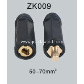 Cable Jointer Plug and Receptacle British type 50-70mm²