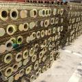 Cajón de filtro de acero galvanizado FORST