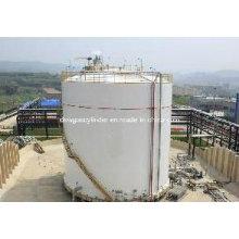25m3 Niedertemperatur-Aufbewahrungsbehälter Cryogenic Tank