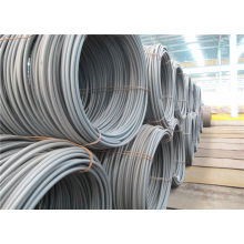 Hot Rolled High Carbon High Strength Spring Steel Wire Rod Gb 65#