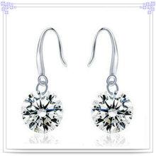 Crystal Earring Silver Jewelry925 Sterling Silver Jewelry (SE077)