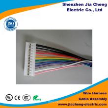Chicote de fios de alumínio do conjunto de cabo do controle