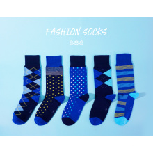 Business modal sock for men-blue 5