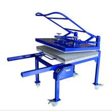 Fabricante venta caliente mano grande del calor máquina de la prensa