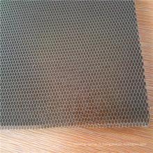 3003 Alliage hexagonal en aluminium Honeycomb