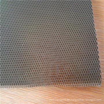 3003 Alu-Sechskant-Aluminium-Wabe