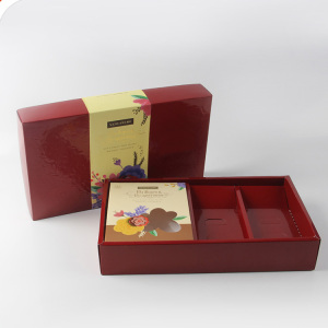 Cheap Gift Coated Paper Box for Packing