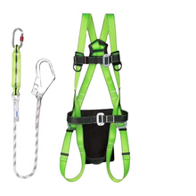 The Electric Power Bureau Win Bid The Product Full Body Safety Belt/safety Harness
