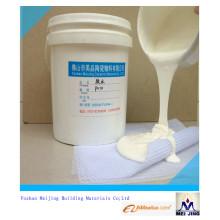 Prix bon marché pour la fabrication de polymère acrylique de couleur blanche de mosaïque