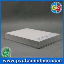 Espuma do PVC do armário de cozinha / placa de Celuka