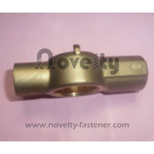 Brass Fitting with middle ring