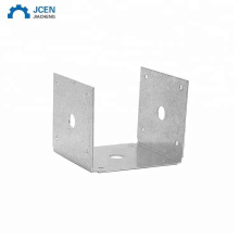 4x4 fence post metal anchors