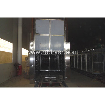Jujube large drying equipment tunnel oven dryer