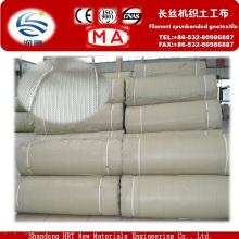 Géotextile de polyester tissé à la machine