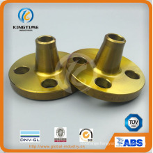 ASME B16.5 Carbon Steel Forged Flange A105n Wn Flange (KT0389)