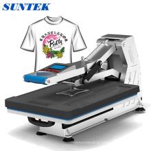 Máquina de impressão automática hidráulica St-4050 do t-shirt da imprensa do calor da sublimação