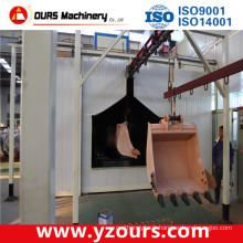 Wet/Liquid Paint Spray Equipment|Liquid Coating System for Excavator