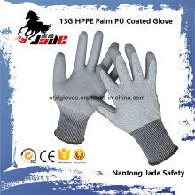 13Г с полиуретановым покрытием сократить устойчивые перчатки работы класса 3 и 5