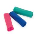 Wholesaler custom suede microfiber towel large towel gym
