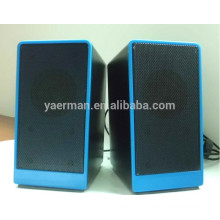 mini portable usb 2.0 speakers for table pc, laptops