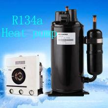 R134a hermetic kompressor for water heat pump air conditioner