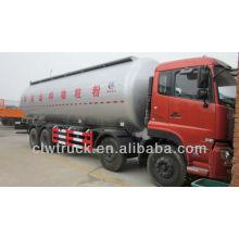 Dongfeng tianlong 38000 litros caminhão de cimento a granel seco