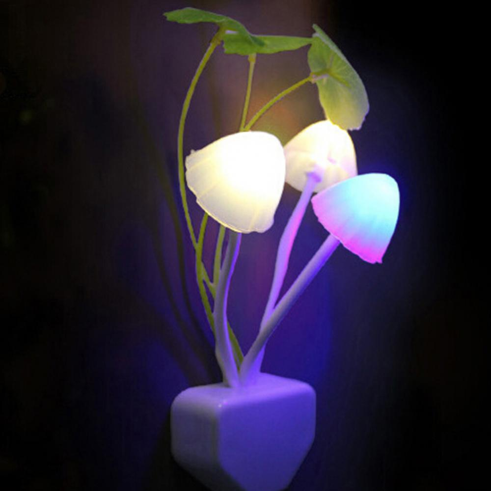 Światło LED Grzyb Romantic Romantic Nightlight