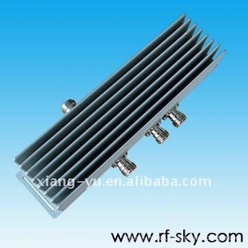200w 1710-2170MHz 3 EN 1 OUT combinador del filtro de la cavidad de la antena del vf de 3DB rf