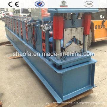 Kaltwalzformmaschine mit Dachkantenkappe (AF-R312)