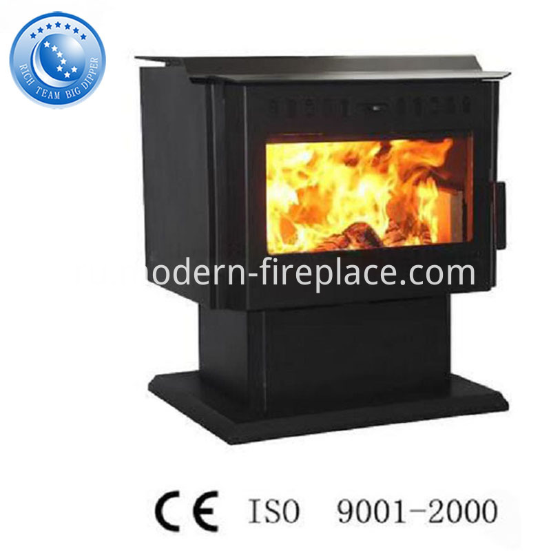 Large Stoves Wood Burner Factory Production