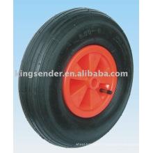 roue en caoutchouc (3.50-6 / 4.00-6)