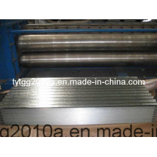Chapas de acero galvanizado para corrugado