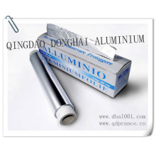 Aluminiumfolie für Lebensmittelverpackung
