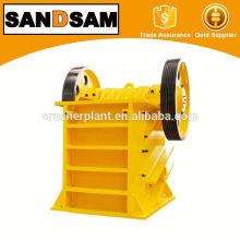Big capacity advanced technology jaw stone crusher /mini stone crusher with good quality