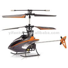 Pequeño helicóptero de control remoto infrarrojo de 4 canales
